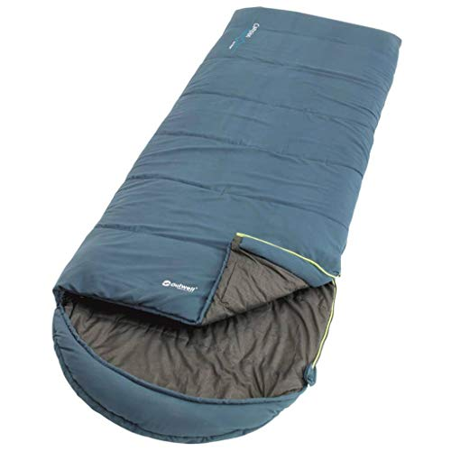 Outwell Unisex– Erwachsene Campion Schlafsack, Lux blau, one Size