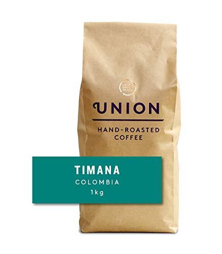 Union Hand Roasted Coffee | Arabica Coffee Beans |Medium Roast | Single Origin Timana Coffee Beans 1kg