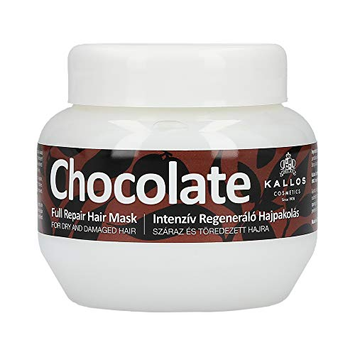 Kallos Full Repair Masque pour Cheveux Chocolate 275 ml
