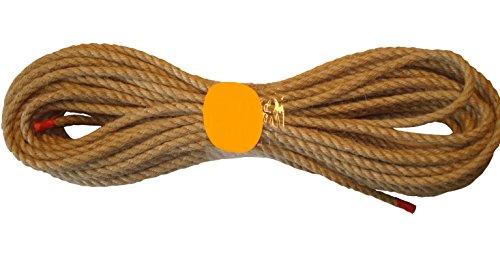 Corde de jute 100/% naturelle /Ø 5 mm 10 mm 15 mm 20 mm 25 mm 30 mm 35 mm 40 mm 45 mm 50 mm