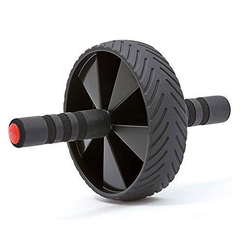 Rueda abdominal para uso doméstico de los hombres, equipo de fitness para rueda abdominal, enrollar los músculos abdominales, artefacto rápido
