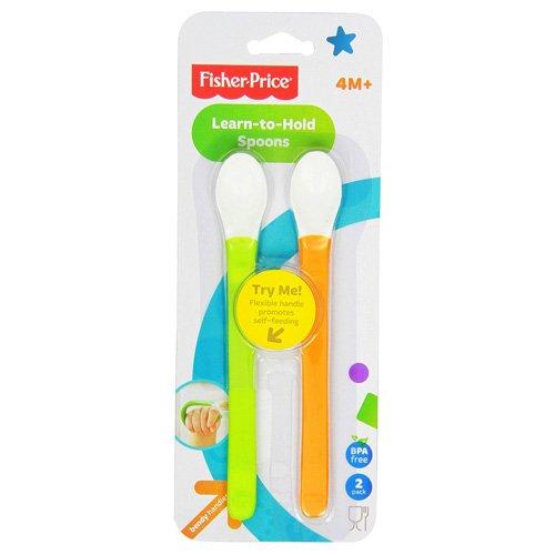 Mattel 25Y3510 Cuillère pour Bébé Éducative
