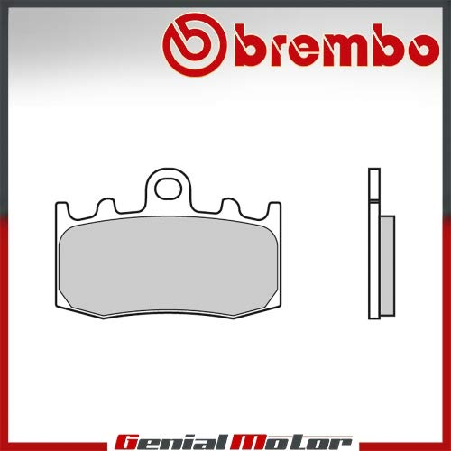 07BB26.07 Pastillas Brembo Freno Delantero 7 para R 1200 GS ADVENTURE 1200 2006 > 2013
