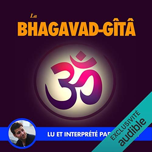 La Bhagavad-Gîtâ audiobook cover art