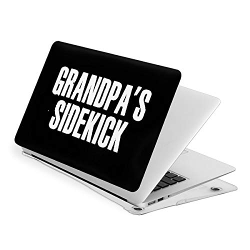 Grandpa's Sidekick MacBook Pro 13 Inch Case Slim Fits with A2159 A1989 A1706 A1708 Hard Shell Protective Cover Compatible with Apple Mac Pro 13