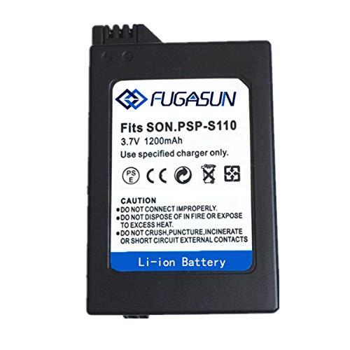 1 pcs 1200 mAH PSP-S110 Battery PSP S110 Battery for Sony Playstation PSP2000 PSP2001 PSP2003 PSP2004 PSP3000 PSP3001 PSP3003 PSP3004 (1 pcs/Lot)