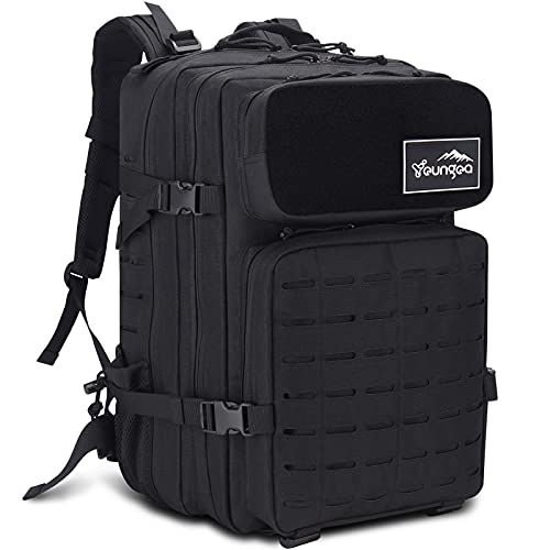 Youngoa Military Tactical Backpack for Men, 3 Day Assault...