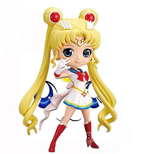 Q Posket Sailor Moon Eternal Super Moon Reedición (versión A)