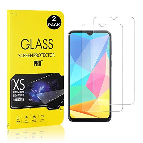 Bear Village® Displayschutzfolie für Galaxy M20, 9H Hart Schutzfilm aus Gehärtetem Glas, Ultra klar Displayschutz Schutzfolie für Samsung Galaxy M20, 2 Stück