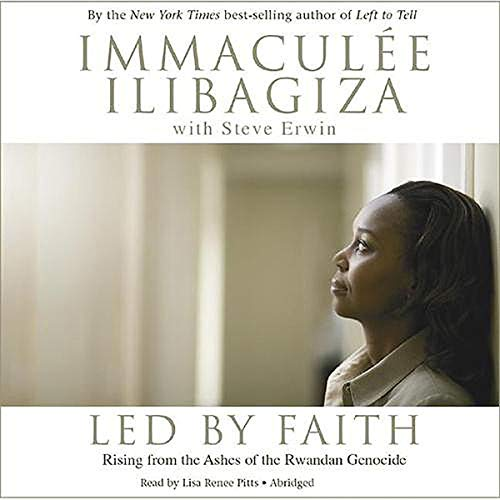 Led by Faith audiobook cover art