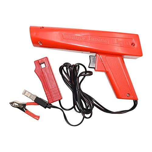 Hotaden 1pc Ignition Timing Light Strobe Lampe Induktiv-benzinmotor Für Auto-Motorrad-Auto-erkennung 12v