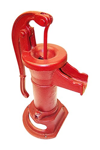 Merrill MFG PUMP125 Original Pitcher Pump, 1-1/4' FIP Base Tap, 17-1/2' Height, 17.5'