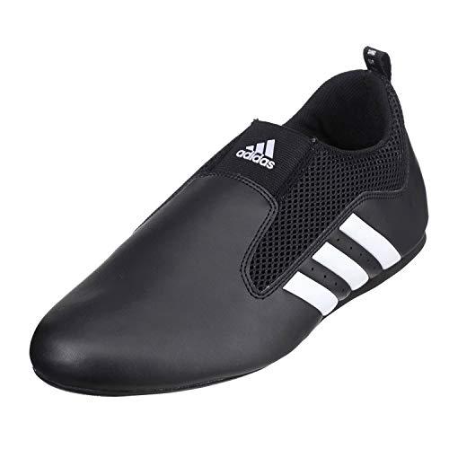 adidas Contestant Pro Ultralight Martial Arts Kung Fu Taekwondo Indoor Mat Training Shoes - Black - Size 7.5 (255mm)
