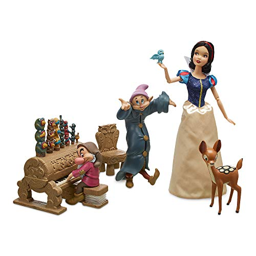 Disney Snow White Classic Doll Dance Party Playset