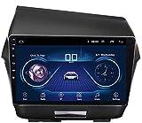 Nav Compatible con Honda Jade 2013-2018 9 / 10.1 pulgadas Navegación GPS para automóvil Sistema multimedia Navegador satelital Reproductor de DVD Rastreador Auto Radio Bluetooth wifi Estéreo Pantalla