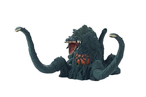 Godzilla Movie Monster Series Biollante Soft Vinyl Figure