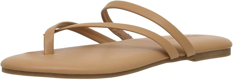 Cushionaire Women's Celina Flip Flop Sandal with Memory Foam