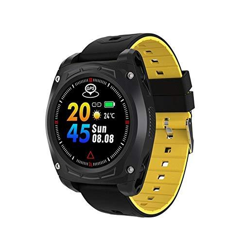 ZDNP Orologio Sportivo, Bussola GPS Indipendente modalità Multi-Sport Dynamic HR 20 Giorni di Pressione in Standby Misurazione della Salute Smart Menzz,C