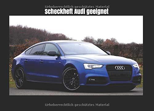 Scheckheft Audi geeignet: Serviceheft Audi für alle Modelle