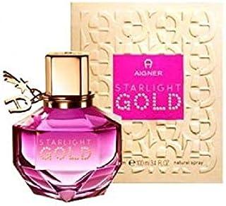 Aigner Starlight Gold For Women 100ml - Eau de Parfum