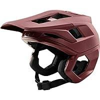 Fox Dropframe Pro MTB Cycling Helmet - Red-54-56cm