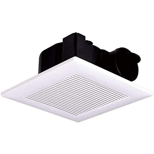 LXZDZ Ventilador de ventilación, Zona de ventilación Extintor Baño Ventilador de techo montado en el techo suspendido Ventilador canalización integrada