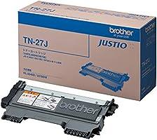 ブラザー工業 【brother純正】トナーカートリッジ TN-27J 対応型番:MFC-7460DN、DCP-7065DN、DCP-7060D、FAX-2840、HL-2270DW、HL-2240D 他