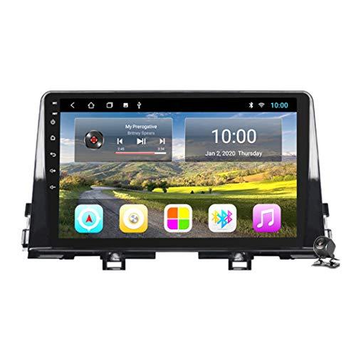 Android 8.1 Car Radio de Navegación GPS para KIA Picanto Morning 2016-2019 con 9 Pulgada Pantalla Táctil Support WLAN FM Am/MP5 Player/Bluetooth Steering Wheel Control
