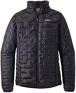 Women's Micro Puff Jacket Black Size M