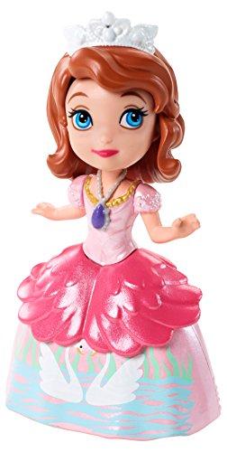 Disney – Princesse Sofia – Sofia Tea Party – Mini Poupée 9 cm