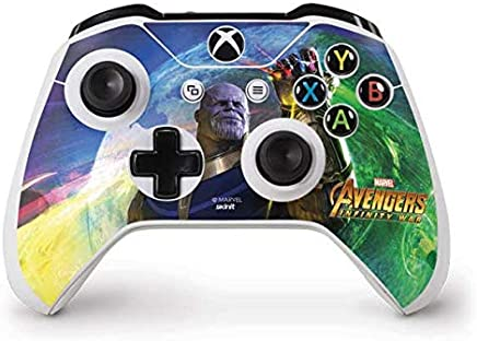 Video Game Accessories Ps4 Slim Console Controller Skin Marvel Avengers Infinity War Loki Vinyl Decals