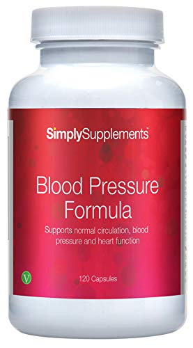Fruitflow Blood Pressure Supplement | with Garlic, Magnesium & Potassium | Vegan and Vegetarian Friendly | 120 Capsules = 2 Month Supply | Manufactured in The UK
