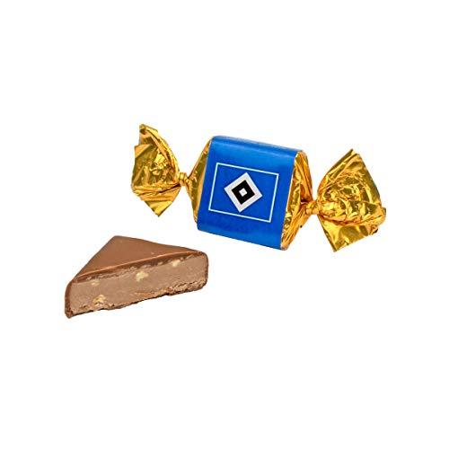 Hamburger SV HSV Nougat Happen Schokolade 25 g, 20409