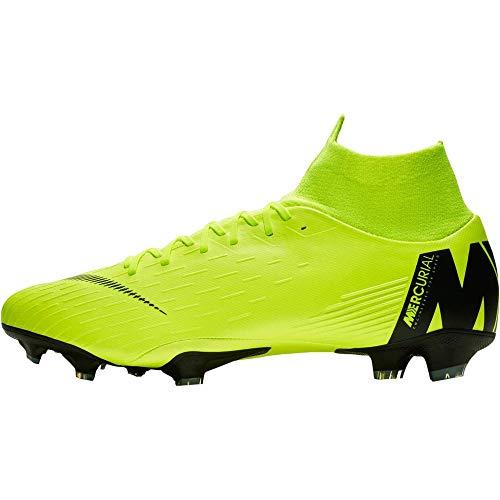 Nike Mercurial Vapor XII Pro FG, Zapatillas de Fútbol para