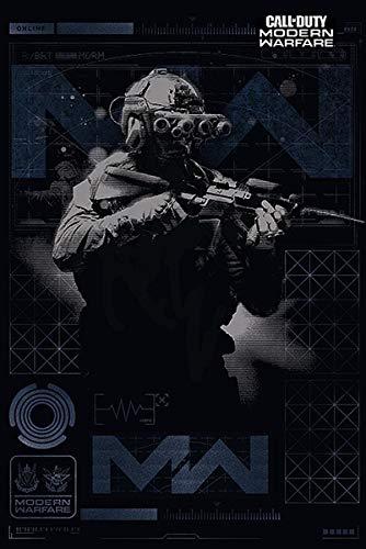 Call of Duty: Modern Warfare Elite Poster (61cm x 91,5cm)
