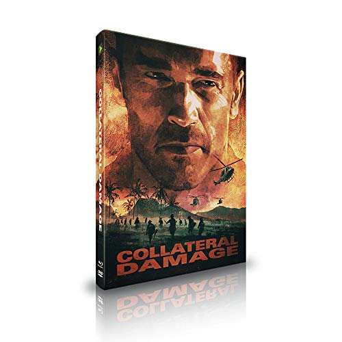 Collateral Damage - Limited Uncut Mediabook - Cover A - DVD- Blu-ray