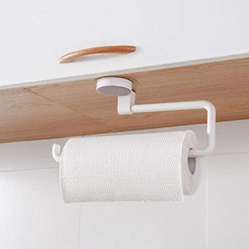 Keuken Iron Tissue Holder Badkamer Wc-rol Papierhouders Opbergrek Handdoek Organizer voor keuken Badkamer 305 * 100 * 60mm