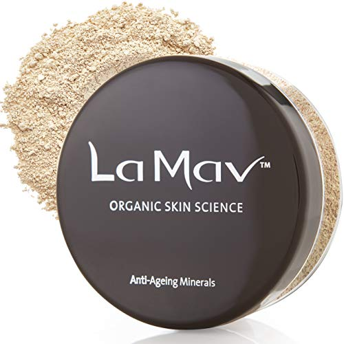 La Mav Anti-Ageing Mineral Foundation With Broad Spectrum SPF15