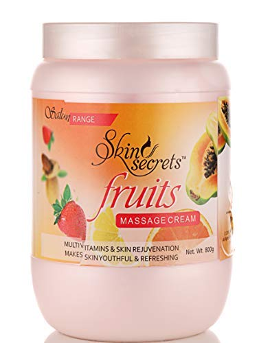 SKIN SECRETS FRUIT FACIAL MASSAGE CREAM -800 gms
