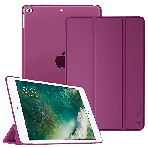 Fintie Funda iPad 2018/2017 - Trasera Transparente