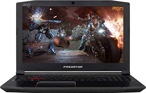 Acer Predator Helios 300 PH315-51Core i5 8th Gen CPU with 8 GB Ram 1 TB HDD 128 GB SSD 4 GB Graphics Windows 10 Home Gaming Laptop