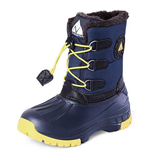 botas furor nieve fabricante Nova Footwear