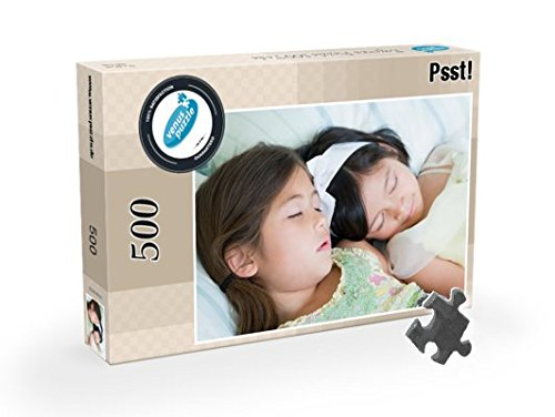 Eigenes Fotopuzzle 500 Teile, Individuelles Puzzle mit eigenem Foto, Personalisiertes Fotopuzzle