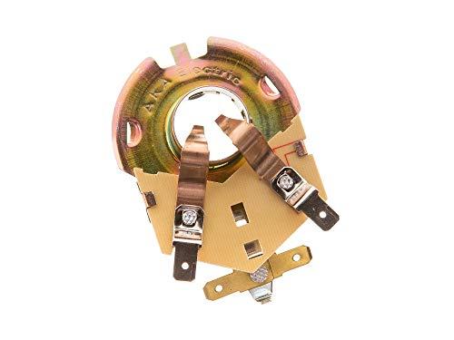 FEZ Lampenhalter für 25/25 oder 35/35W Ba20 - für Simson S51, S50, SR50, Schwalbe