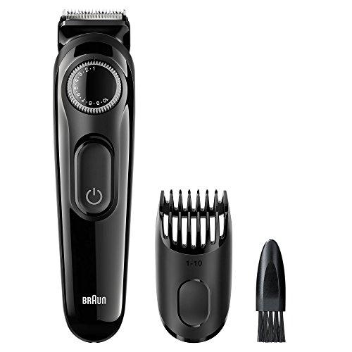 Price comparison product image Braun Bt3020 Men's Beard trimmer,  cordless & Rechargeable,  Black
