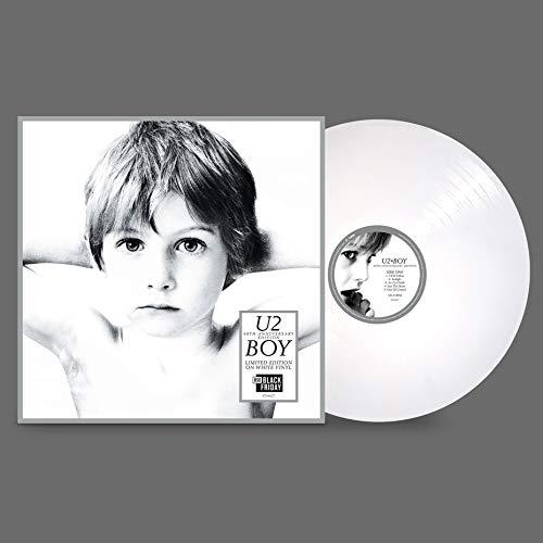 LP-U2: BOY-40TH ANNIVERSARY -LP-