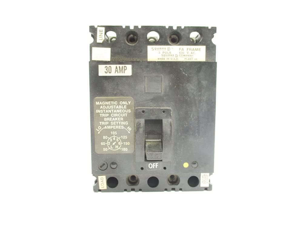 INDUSTRIAL MRO Genuine FAL3603013M NSNP-OEM 600VAC store 30A