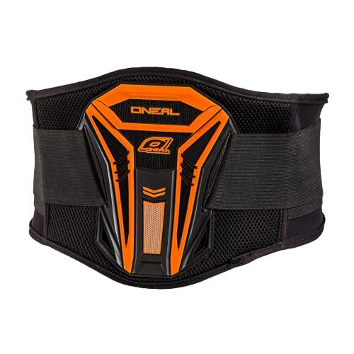 O\'NEAL | Nierengurt | Motocross, Enduro, Motorrad | Größenanpassung durch Klettband, Lycra® Futter | PXR Kidney Belt | Erwachsene | Orange | Größe L/XL