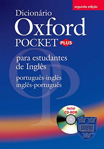 Dicionário Oxford Pocket Plus Para Estudantes de Ingle - Português/Inglês - Inglês/Português