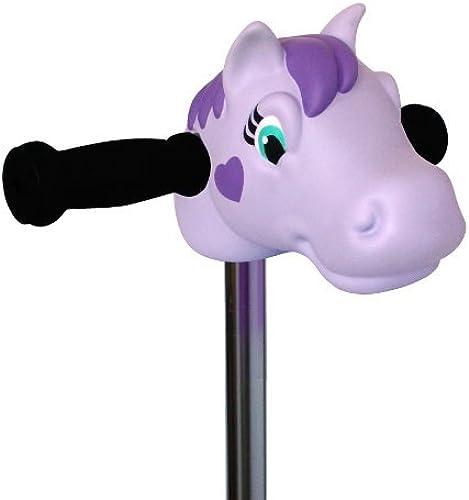 Scootaheadz Pony  Purple by Scootaheadz